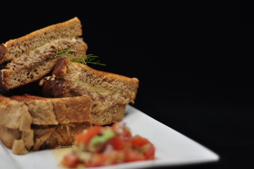 Tuna Melt by Just Heavenly Cafe