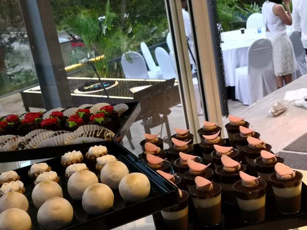 Entrepreneurs Organisation Accelerator Learning and Handover Event Catering by Just Heavenly