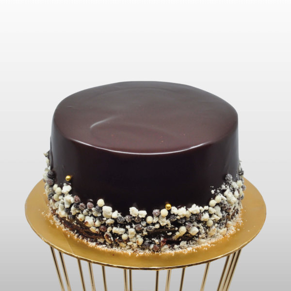 Just Heavenly - Heavenly Chocolate Cake