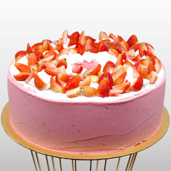 Just Heavenly Cake - Berry Explosion