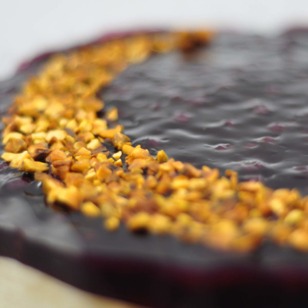 Just Heavenly Cake - Blueberry Cheesecake
