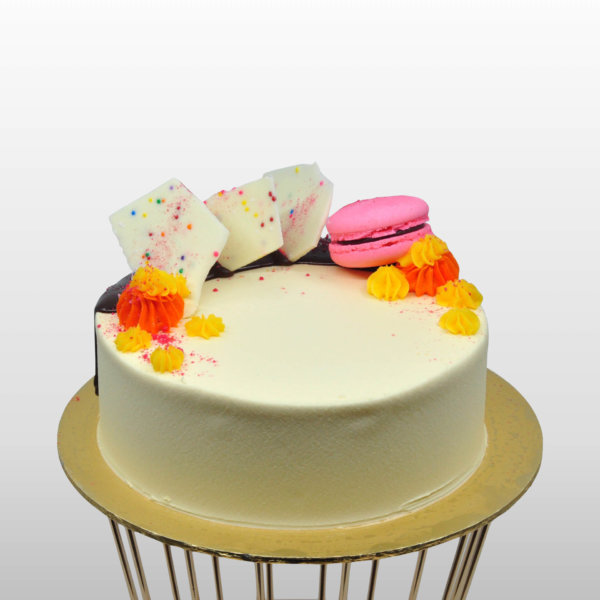 Just Heavenly Cake - Butter Buttercup Cake