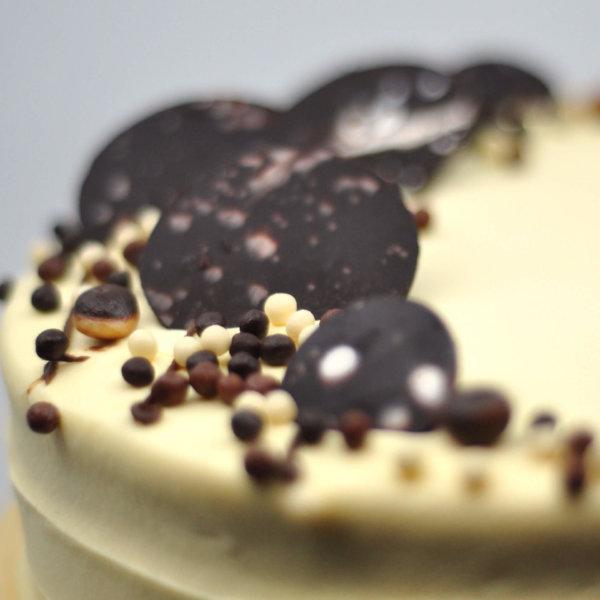 Just Heavenly Cake - Chocolate Cheesecake