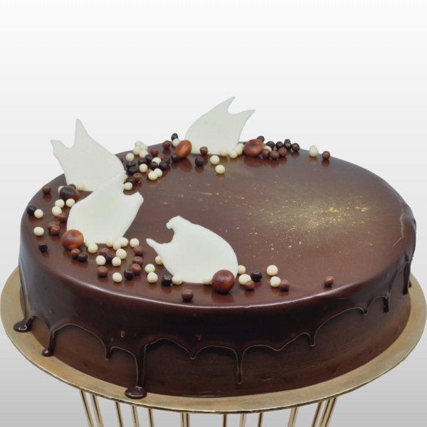 Just Heavenly Cake - Chocolate Fudge Cake