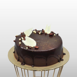 Just Heavenly Cake - Chocolate Fudge Cake