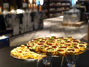Mortlach Scotch Whisky Event Catering by Just Heavenly
