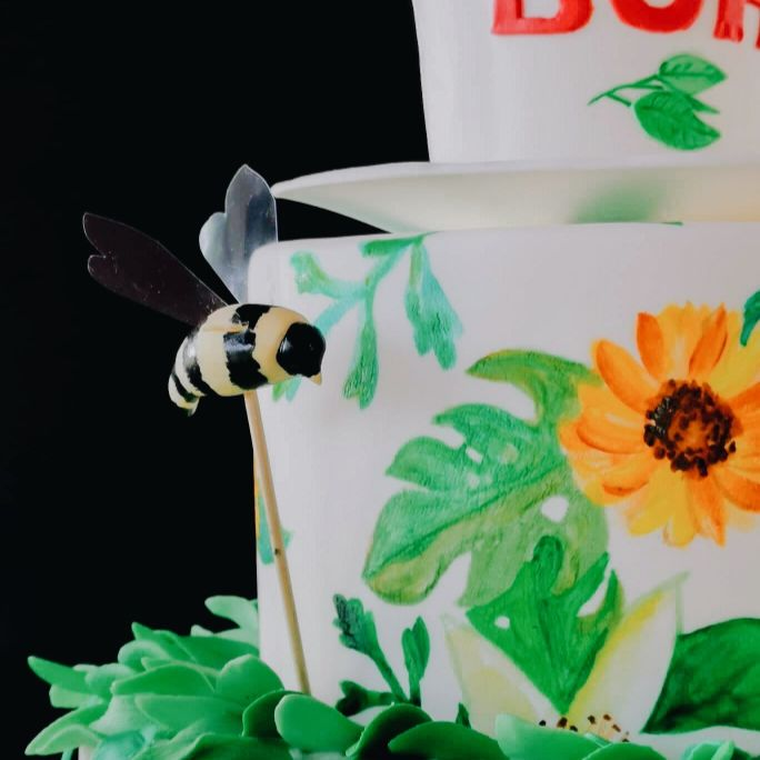 Boh Tea 90th Anniversary Cake by Just Heavenly 3