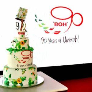 Boh 90th Anniversary