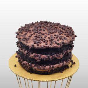 Just Heavenly Cake - Heavenly Black Beauty