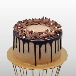 Just Heavenly Cake - Heavenly Mocha Cake