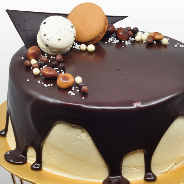 Just Heavenly Cake - Heavenly Salted Caramel Fudge