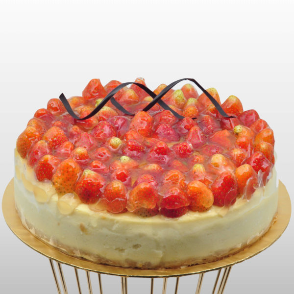 Just Heavenly Cake - Strawberry Cheesecake