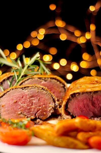 Beef Wellington by Just Heavenly