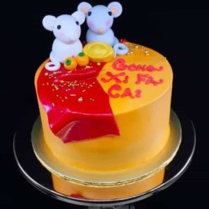 Prosperity Rat Cakes 2020